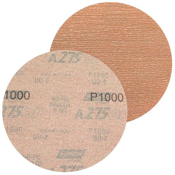 Caixa com 100 Disco de Lixa Pluma Speed-Grip A275 Grão 1000 152 mm