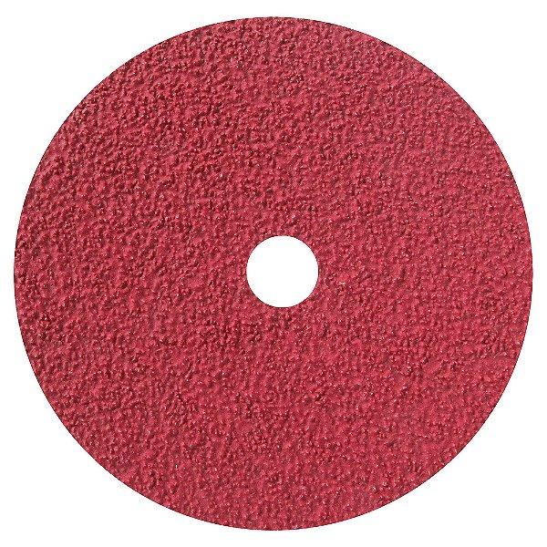 Caixa com 60 Discos de Lixa Seeded Gel F944 Grão 24 180 x 22 mm