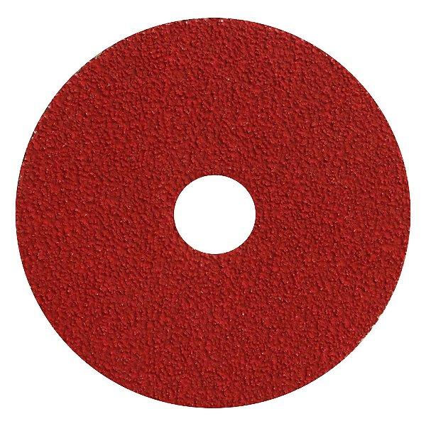 Caixa com 50 Discos de Lixa Seeded Gel F944 Grão 36 115 x 22 mm