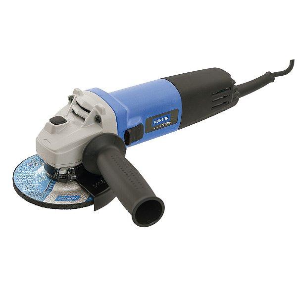 Caixa com 1 Esmerilhadeira Elétrica Manual Potência  860W 11.000RPM 115 mm