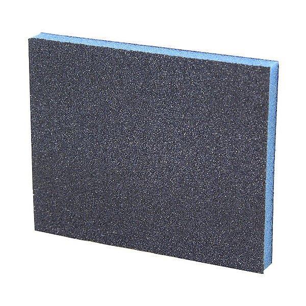 Caixa com 50 Esponja Abrasiva Grossa 120 x 98 x 13 mm