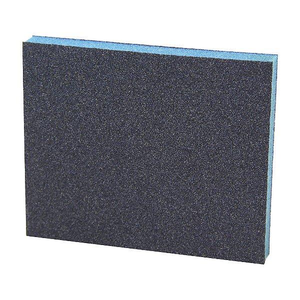 Esponja Abrasiva Média 120 x 98 x 13 mm Caixa com50