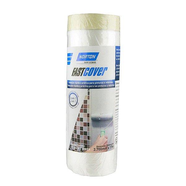 Fast Cover Uso Geral 2700 x 17 m Caixa com 15