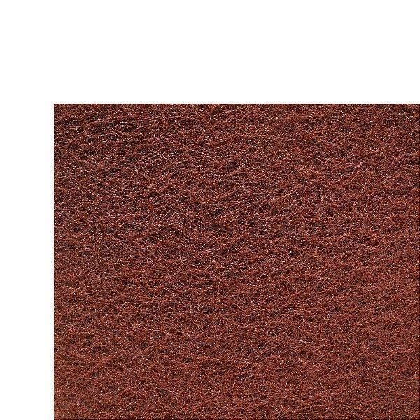Folha Abrasiva Bear-Tex A/O Fino Marrom 230 x 280 mm Pacote com 25