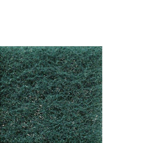 Folha Abrasiva Bear-Tex Limpeza Pesada Verde 100 x 260 mm Pacote com 25