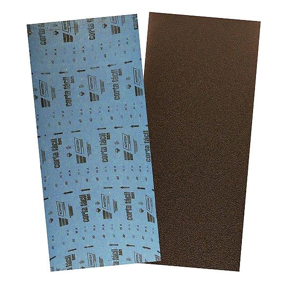 Caixa com 20 Folha de Lixa Durite Assoalho R434 Grão 40 600 x 305 mm