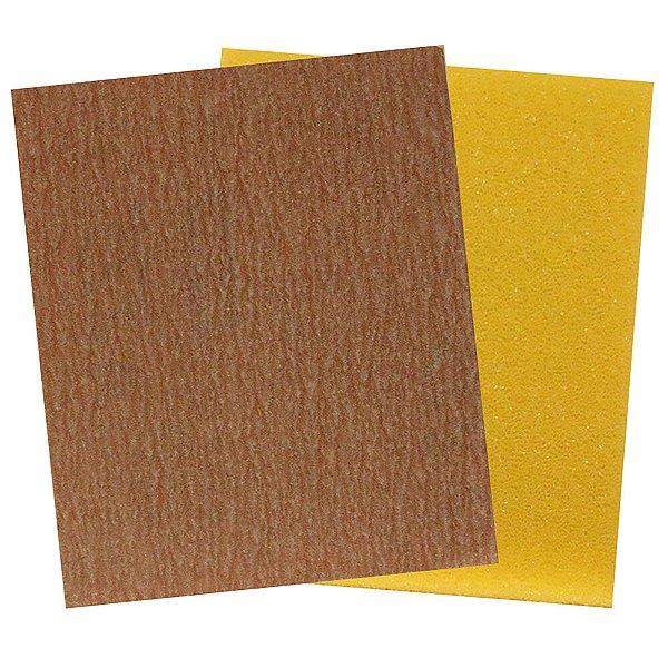 Caixa com 100 Folha de Lixa Soft-Touch A275 Grão 320 95 x 115