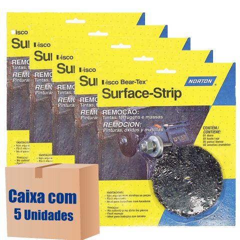 Caixa com 5 Kit Disco de Remoção Surface-Strip com Haste