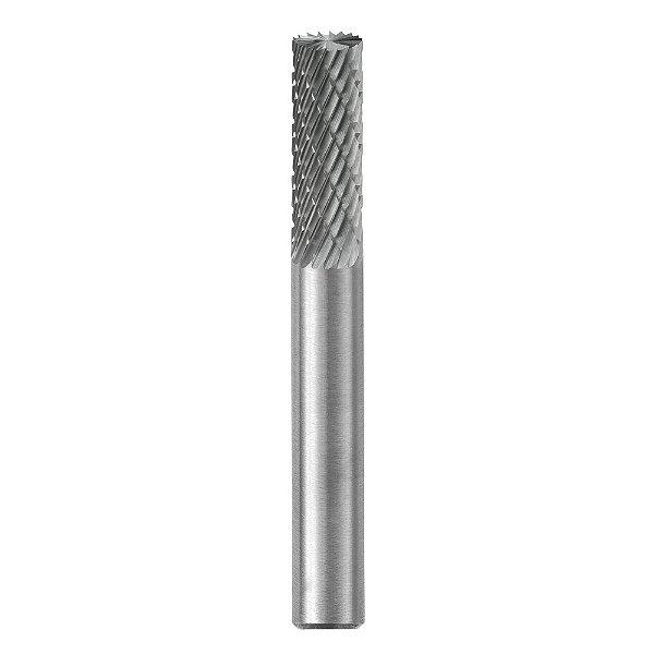 Caixa com 1 Lima Rotativa Cilíndrica Corte no Topo Corte Duplo F=B 6 x 19 mm 6 x 50 mm