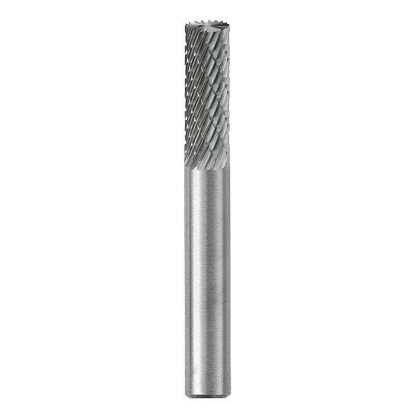 Lima Rotativa Cilíndrica Corte no Topo Corte Duplo F=B 8 x 19 mm 6 x 64 mm Caixa com 1