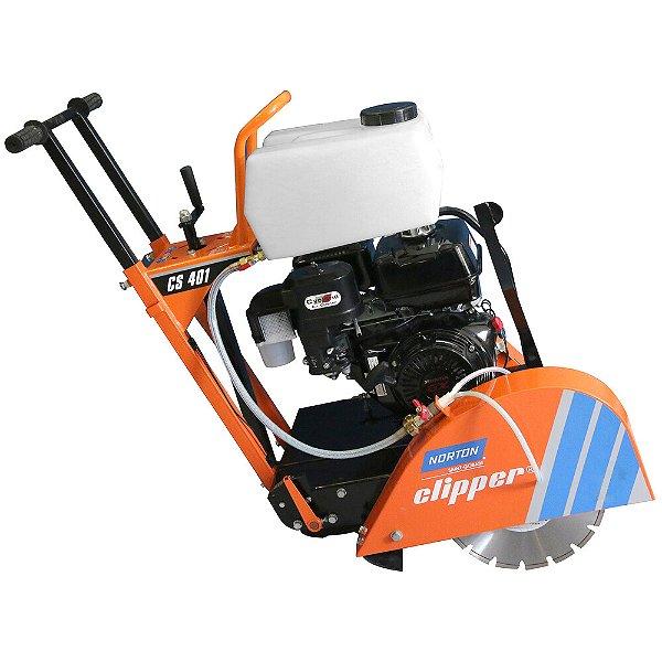 Caixa com 1 Máquina Clipper CS401 P13 H,Cyclone SAM Manual para Pisos e Asfalto