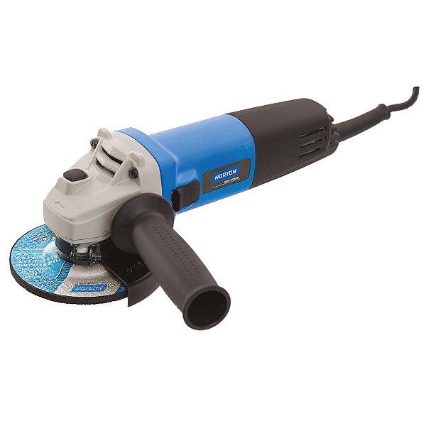 Caixa com 1 Esmerilhadeira Elétrica Manual Potência 2450W 8,500RPM 180 mm