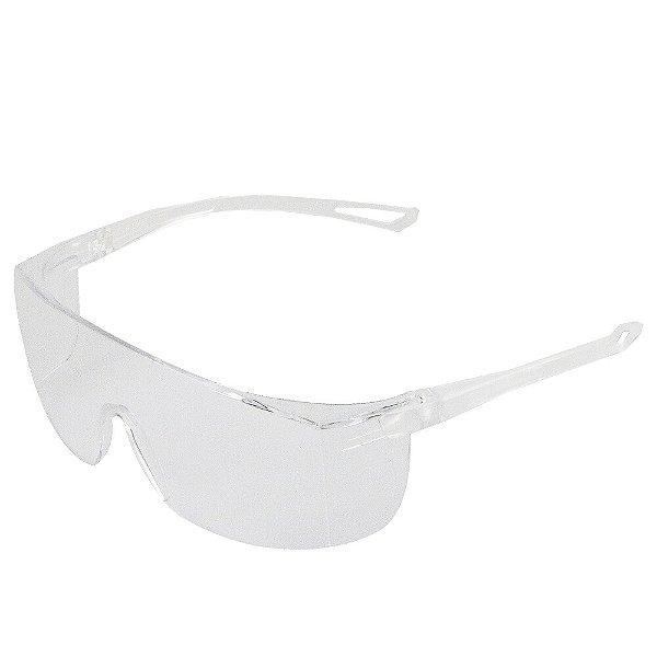 Caixa com 20 Óculos de Segurança Norsafety - Crystal