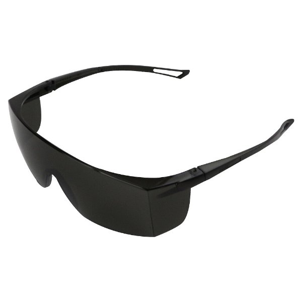 Caixa com 20 Óculos de Segurança Norsafety - Fume