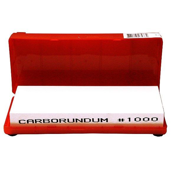 Caixa com 1 Pedra de Afiar Facas Alta Gastronomia Grão 1000