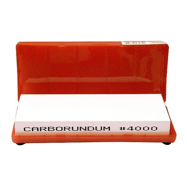 Caixa com 1 Pedra de Afiar Facas Alta Gastronomia Grão 4000