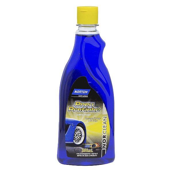 Caixa com 12 Pneu Pretinho NorClean 500 ml