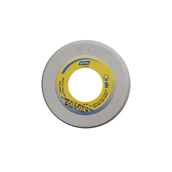 Caixa com 4 Rebolo Afiação e Retíficação Óxido de Alumínio Branco Copo Cônico 101,6 x 38,1 x 31,75 mm ACC FE 38A100K