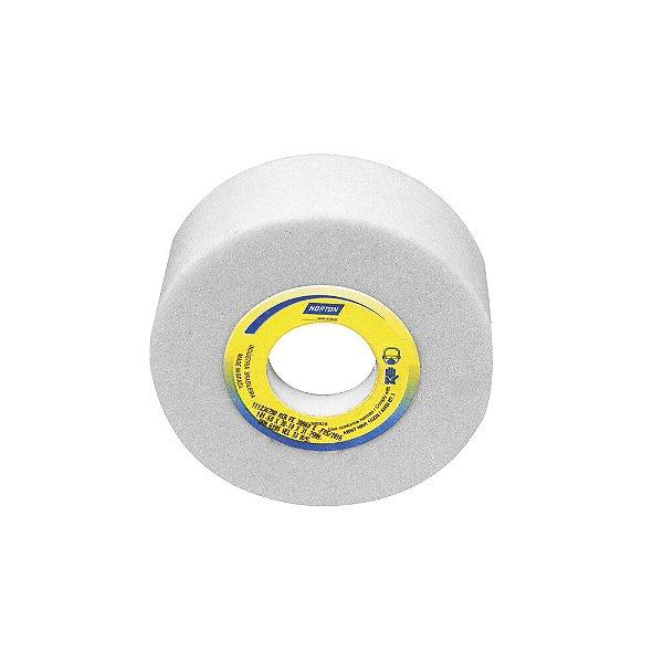 Caixa com 4 Rebolo Afiação e Retíficação Óxido de Alumínio Branco Copo Reto 101,6 x 38,31 x 31,75 mm ACR FE 38A60K