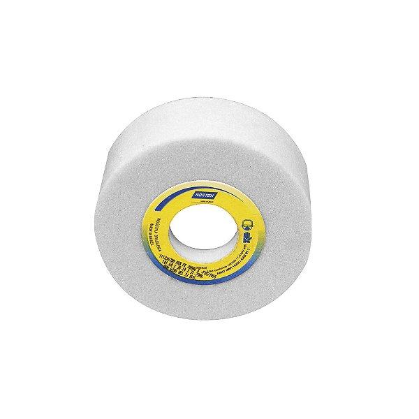 Caixa com 4 Rebolo Afiação e Retíficação Óxido de Alumínio Branco Copo Reto 101,6 x 38,1 x 31,75 mm ACR FE 38A46K