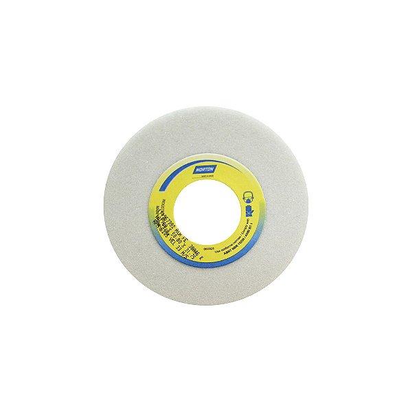 Caixa com 4 Rebolo Afiação e Retíficação Óxido de Alumínio Branco Copo Reto 101,6 x 50,8 x 31,75 mm ACR FE 38A46K