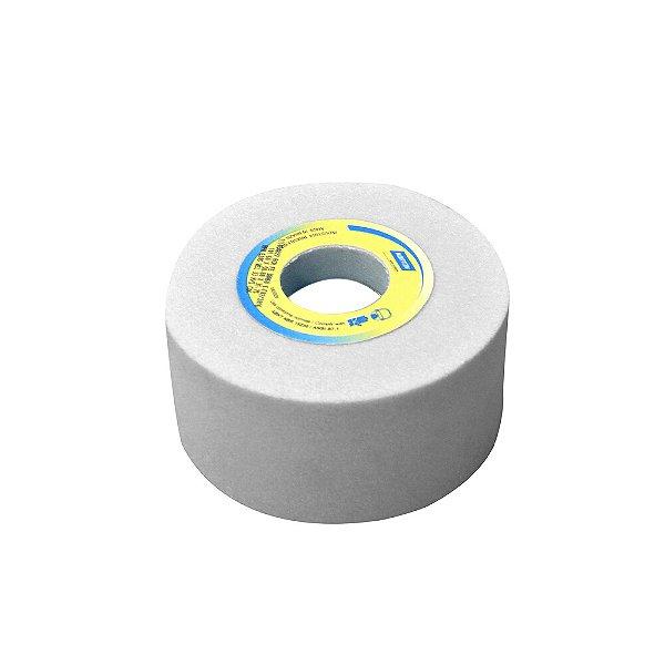 Rebolo Afiação e Retíficação Óxido de Alumínio Branco Copo Reto 101,6 x 50,8 x 31,75 mm ACR FE 38A60K Caixa com 4