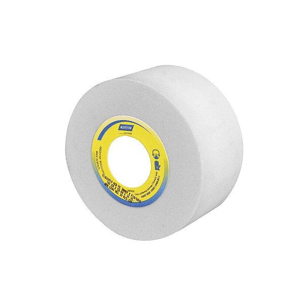 Caixa com 4 Rebolo Afiação e Retíficação Óxido de Alumínio Branco Copo Reto 101,6 x 50,8 x 31,75 mm ACR FE 38A80K