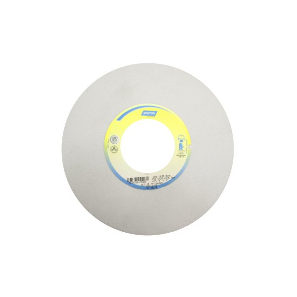 Rebolo Afiação e Retíficação Óxido de Alumínio Branco Reto 254 x 25,40 x 76,20 mm FE 38A80KVS Caixa com 1