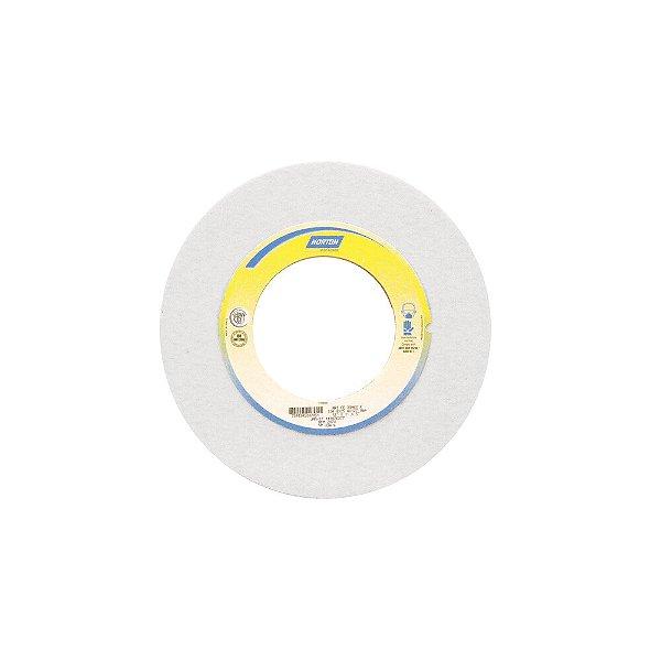 Rebolo Afiação e Retíficação Óxido de Alumínio Branco Reto 304,80 x 25,40 x 127 mm FE 38A60KVS Caixa com 1