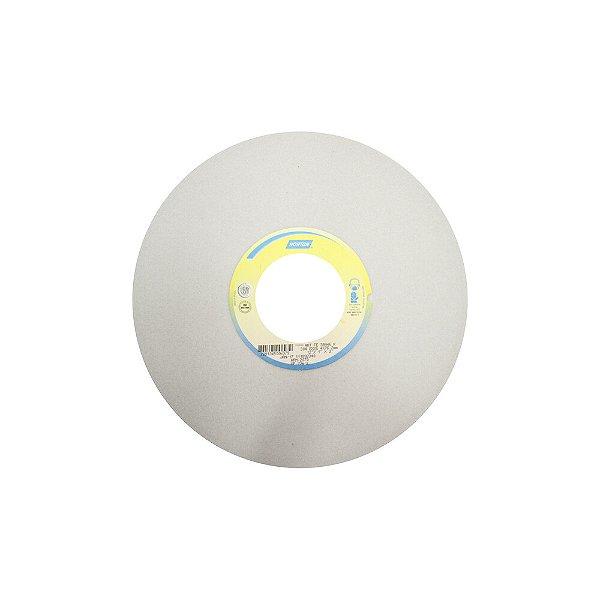 Caixa com 1 Rebolo Afiação e Retíficação Óxido de Alumínio Branco Reto 304,80 x 25,40 x 76,20 mm FE 38A46KVS
