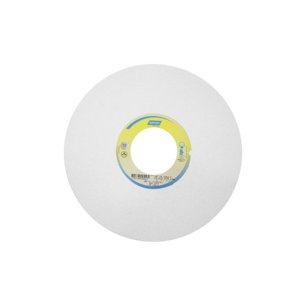 Caixa com 1 Rebolo Afiação e Retíficação Óxido de Alumínio Branco Reto 304,80 x 25,40 x 76,20 mm FE 38A60KVS