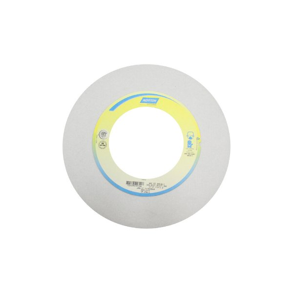Caixa com 1 Rebolo Afiação e Retíficação Óxido de Alumínio Branco Reto 304,80 x 31,80 x 127 mm FE 38A46KVS