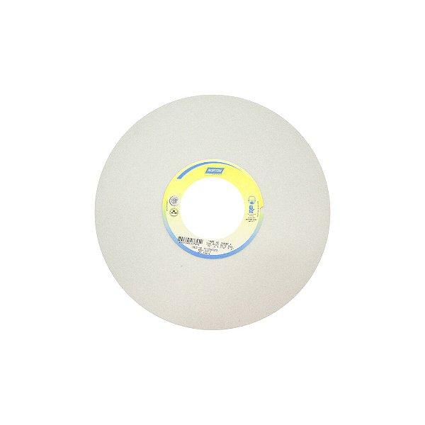 Caixa com 1 Rebolo Afiação e Retíficação Óxido de Alumínio Branco Reto 304,80 x 31,80 x 76,20 mm FE 38A46KVS