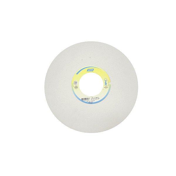 Caixa com 1 Rebolo Afiação e Retíficação Óxido de Alumínio Branco Reto 304,80 x 31,80 x 76,20 mm FE 38A60KVS