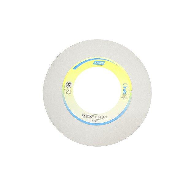 Caixa com 1 Rebolo Afiação e Retíficação Óxido de Alumínio Branco Reto 304,80 x 38,10 x 127, mm FE 38A60KVS