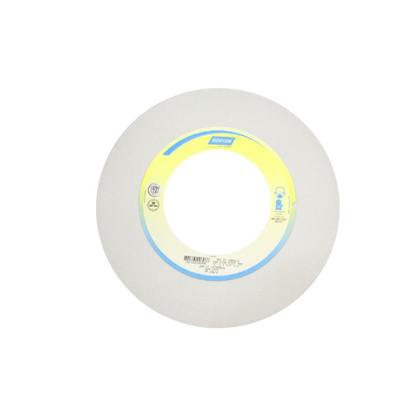Caixa com 1 Rebolo Afiação e Retíficação Óxido de Alumínio Branco Reto 304,80 x 38,10 x 127, mm FE 38A80KVS