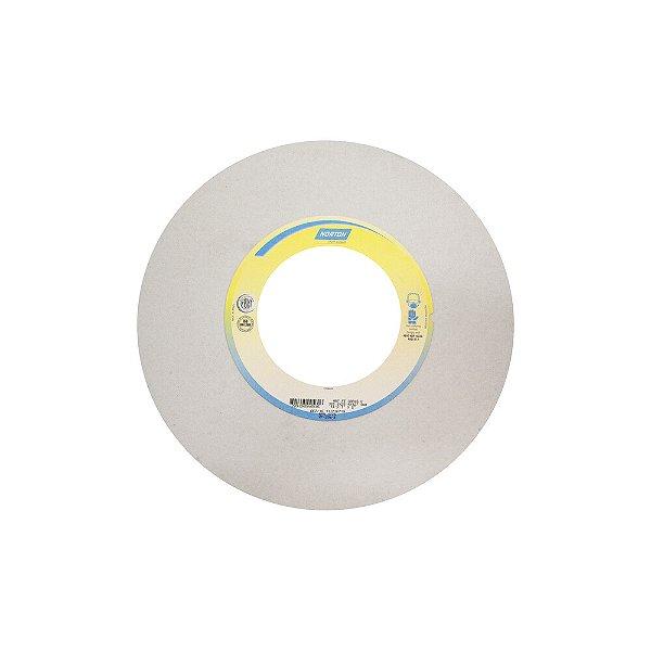 Caixa com 1 Rebolo Afiação e Retíficação Óxido de Alumínio Branco Reto 355,6 x 25,4 x 127 mm ART FE 38A46K