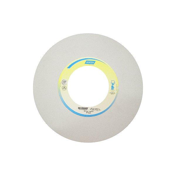 Caixa com 1 Rebolo Afiação e Retíficação Óxido de Alumínio Branco Reto 355,6 x 25,4 x 127 mm ART FE 38A80K