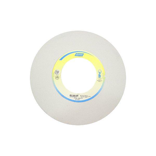 Caixa com 1 Rebolo Afiação e Retíficação Óxido de Alumínio Branco Reto 355,6 x 31,8 x 127 mm ART FE 38A60K