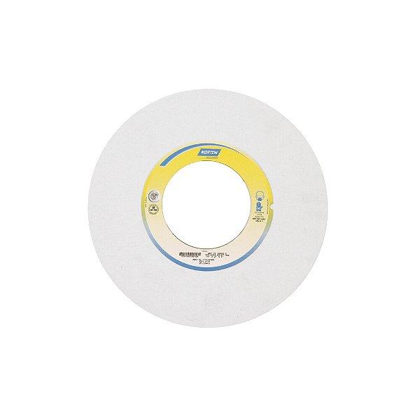 Caixa com 1 Rebolo Afiação e Retíficação Óxido de Alumínio Branco Reto 355,6 x 50,8 x 127 mm ART FE 38A80K