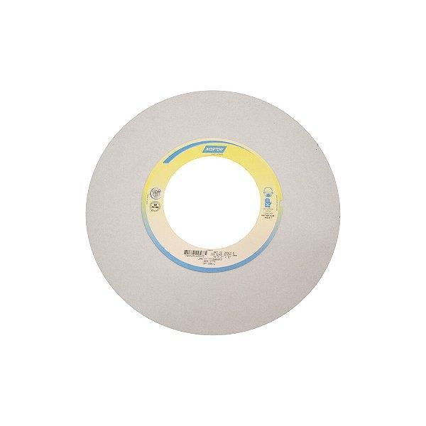 Rebolo Afiação e Retíficação Óxido de Alumínio Branco Reto 355,6 x 50,8 x 127,00 mm ART FE 38A60K Caixa com 1