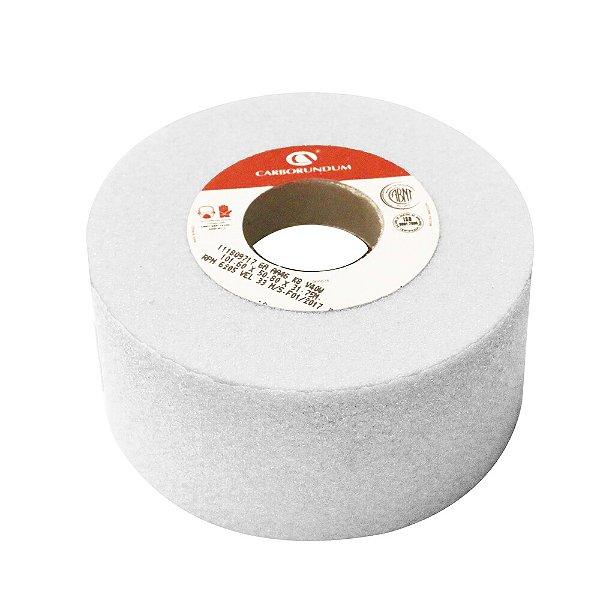 Caixa com 4 Rebolo Ferramentaria Óxido de Alumínio Branco Copo Reto 101,6 x 50,8 x 31,75 mm 6A AA46 K8V40W
