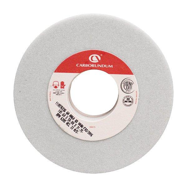 Caixa com 4 Rebolo Ferramentaria Óxido de Alumínio Branco Copo Reto 101,6 x 50,8 x 31,75 mm 6A AA60 K8V40W