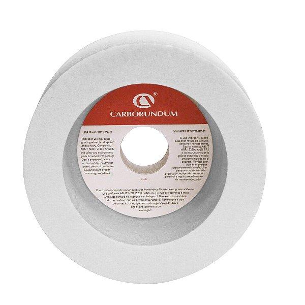 Rebolo Ferramentaria Óxido de Alumínio Branco Copo Reto 152,4 x 76,2 x 31,75 mm 6A AA60 K8V40W Caixa com 3