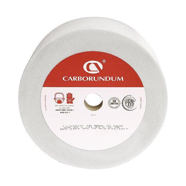Caixa com 1 Rebolo Ferramentaria Óxido de Alumínio Branco Copo Reto 254,0 x 101,6 x 31,75 mm 6A AA46 K8V40W