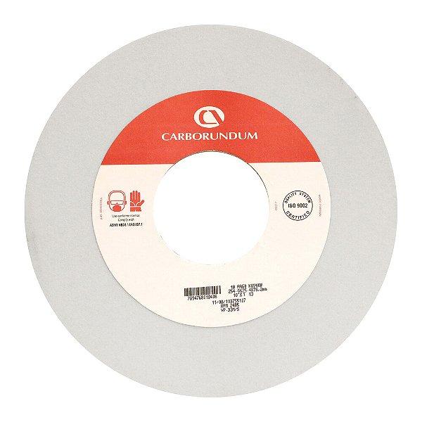 Caixa com 3 Rebolo Ferramentaria Óxido de Alumínio Branco Reto 254,0 x 25,4 x 76,20 mm 1A AA60 K8V40W