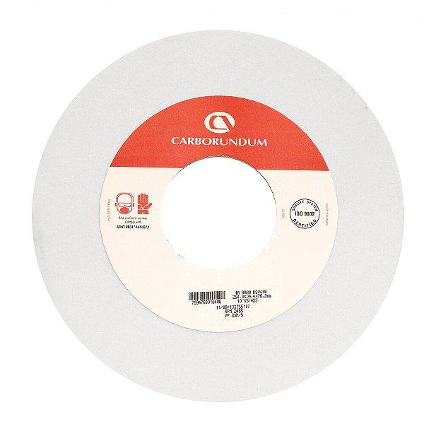Caixa com 3 Rebolo Ferramentaria Óxido de Alumínio Branco Reto 254,0 x 25,4 x 76,20 mm 1A AA80 K8V40W