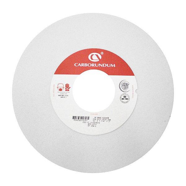Caixa com 2 Rebolo Ferramentaria Óxido de Alumínio Branco Reto 304,8 x 31,8 x 76,20 mm 1A AA46 K8V40W