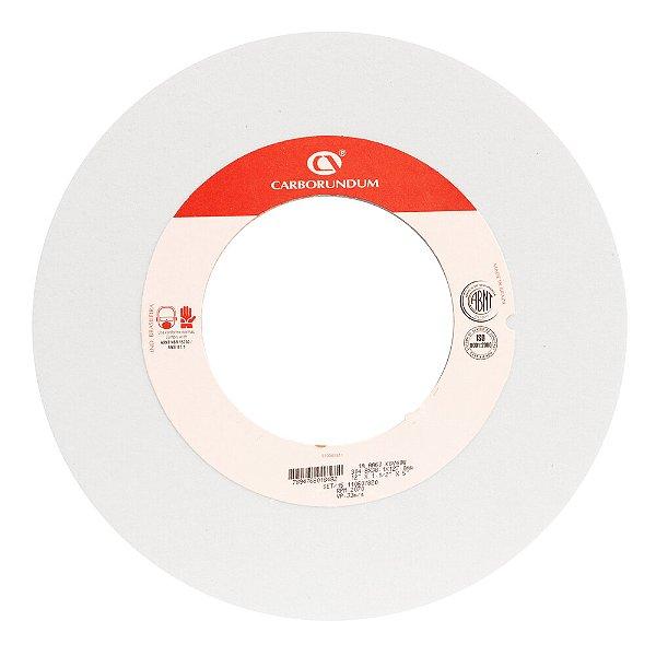 Caixa com 2 Rebolo Ferramentaria Óxido de Alumínio Branco Reto 304,8 x 38,1 x 127,00 mm 1A AA60 K8V40W