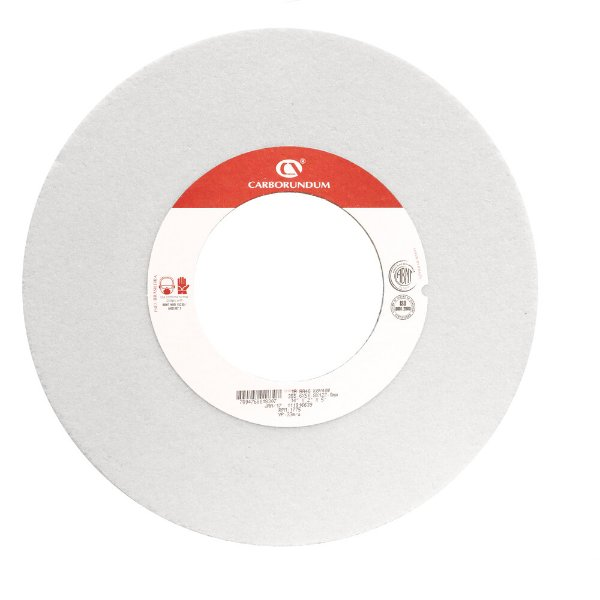 Rebolo Ferramentaria Óxido de Alumínio Branco Reto 355,6 x 50,8 x 127,00 mm 1A AA46 K8V40W Caixa com 1